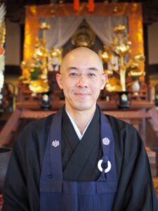 講師の大瑞知見氏の顔写真